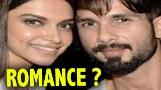 Deepika Padukone And Shahid Kapoor To Romance in  Padmavati