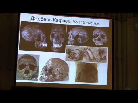 СТАНИСЛАВ ДРОБЫШЕВСКИЙ. Древнейший Хомо сапиенс: в погоне за первым человеком