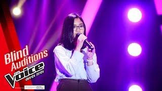 หงส์ - Can't Take My Eye Off You - Blind Auditions - The Voice 2018 - 10 Dec 2018