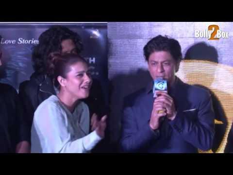 Shah Rukh Khan Singing Janam Janam And Tukur Tukur   Live Performance