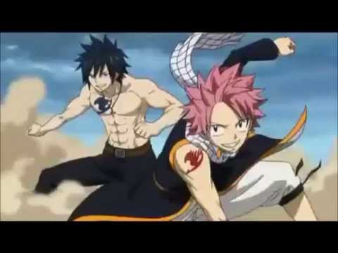 Fairy Tail Ova 4 Opening video