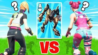 MECH WARS Card Game For LOOT (Fortnite)