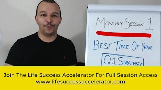 My 2016 Q1 Online Arbitrage Actions - Planting Massive Seeds (Life Success Accelerator Preview)