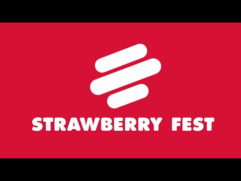 Strawberry Festival 2015 Trailer