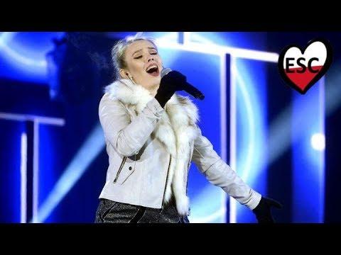 Isabell Otrebus - Delirium (Eurovision Poland 2018)