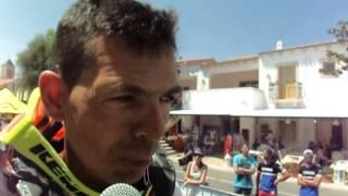 Sardegna Rally Race 2015: Rodrig Thain a la fin de le rally