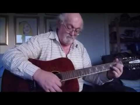 12-string Guitar: Way Down Upon The Swanee River (Including lyrics and chords)
