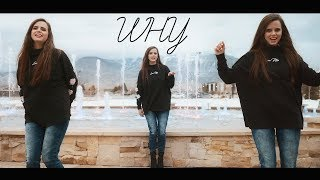 Download Lagu WHY - Sabrina Carpenter (Tiffany Alvord Cover) Gratis STAFABAND