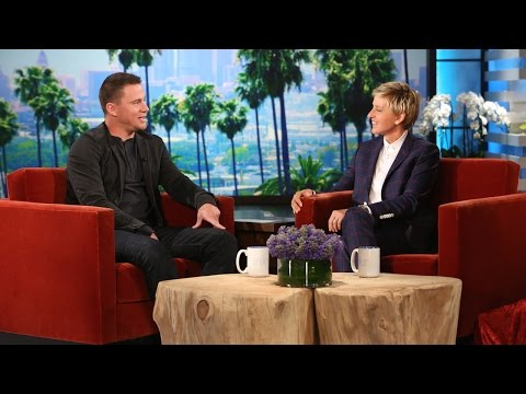 Channing Tatum on 'Magic Mike' Sequel