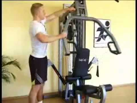 Body Craft Xpress Pro Home Gym Demo ( )