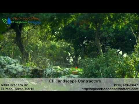 Landscaper Does Exquisite Landscaping In El Paso TX | El Paso TX Best Landscaping Contractor