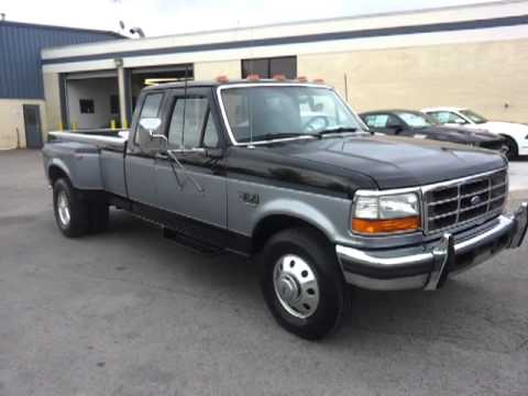 Sold1997 Ford F-350 sd Dually
