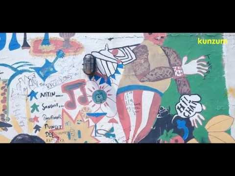 Delhi, India: Graffiti in Hauz Khas Village | ART & CULTURE
