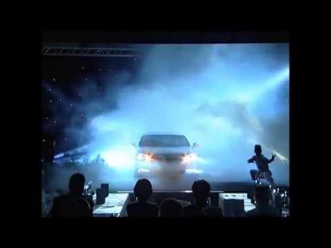 KIA Quoris 2013 Презентация автомобилая в ОАЭ