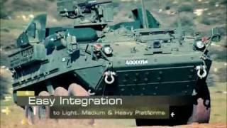 Rafael Advanced Defense Systems - Trophy (ASPRO-A) Active Protection System [480p]