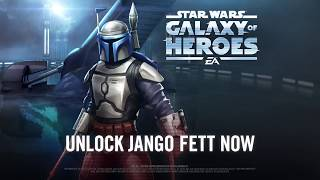 Star Wars: Galaxy of Heroes - Jango Fett Blasts onto the Holotable