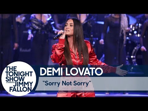 Demi Lovato Sorry Not Sorry.mp3