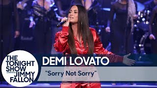 Download Lagu Demi Lovato: Sorry Not Sorry Gratis STAFABAND