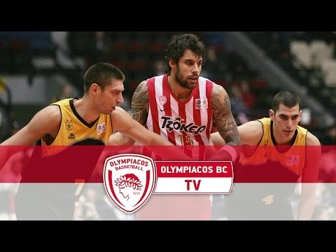 HIGHLIGHTS OLYMPIACOS BC - ARIS BC 30-11-2013