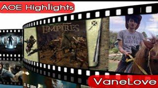 AOE-Highlights - Vẫn là VaneLove khi được cầm quân tuyển Mace