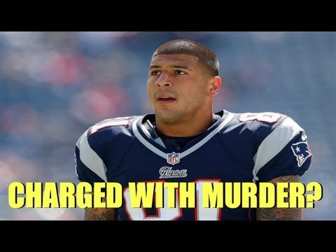 Aaron Hernandez Charged With Murder (Breaking NFL News!)
