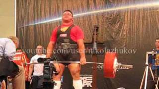 Kamo Simonyan 125class. WPC\AWPC RAW Worlds 2009  full power