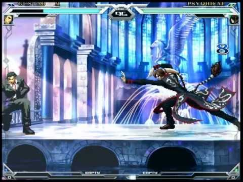 The King Of Fighters HD mugen 2012