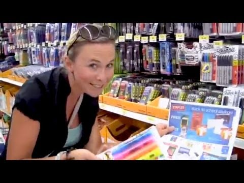 How to Price Match School Supply Deals at Walmart