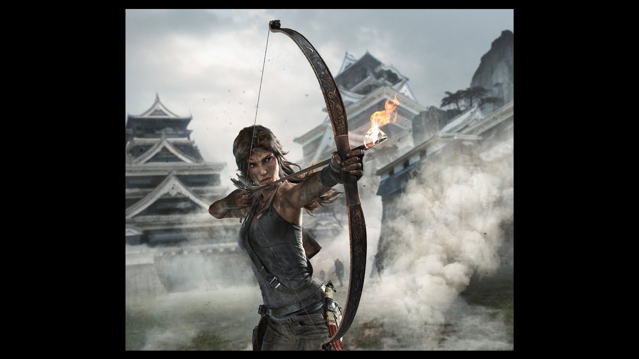 Tomb Rider Wallpaper: Tomb Raider Definitive Edition [PEGI 18]