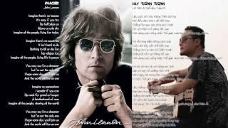 IMAGINE - John Lennon (Lời Việt & thể hiện: Tuấn RC)