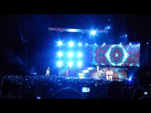 INCOMPLETE Backstreet Boys Live Albuquerque, NM 6-2-14