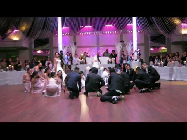 Best Wedding Entrance - Harlem Shake