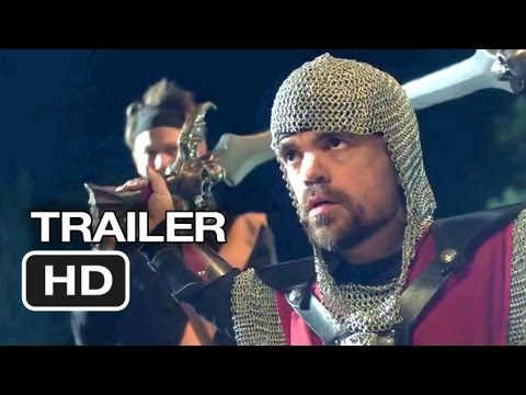 Knights Of Badassdom Official Trailer #1 (2013) - Peter Dinklage Cosplay Movie HD