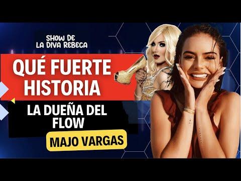 Majo Vargas, la reina del flow que creció entre balaceras.