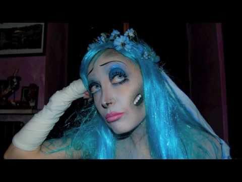 CORPSE BRIDE Make up Tutorial – Concorso… da paura! 1st place WINNER!!!