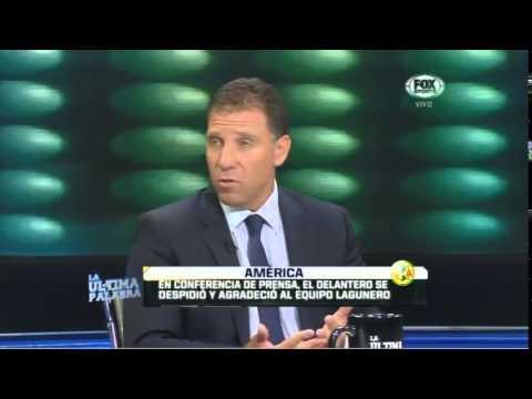 UltimaPalabra, Oribe Peralta al América, 13Mayo2014