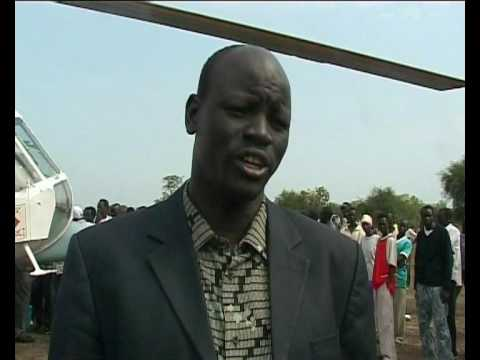 MaximsNewsNetwork: SOUTHERN SUDAN ELECTION PREPADRATIONS (UNMIS)