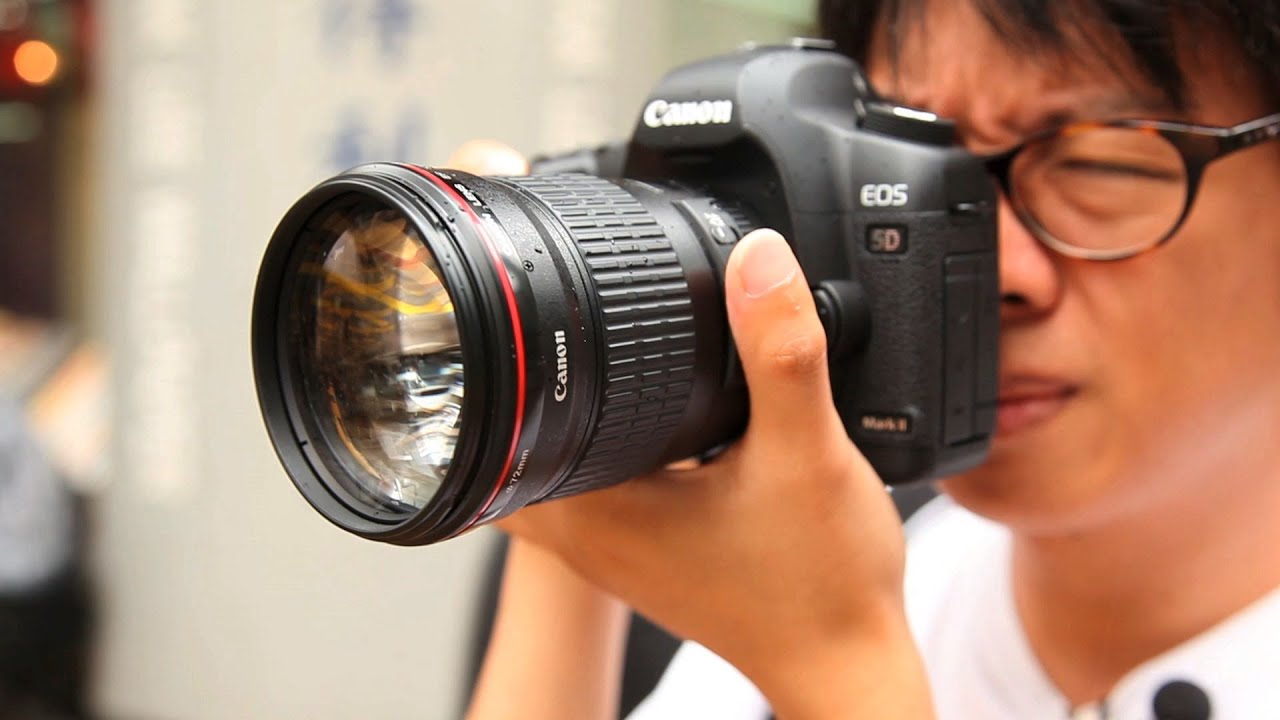 Canon 135mm F 2 L The Lord Of The Red Rings Youtube
