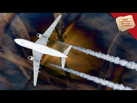 Chemtrails: Experimenting on the Public
