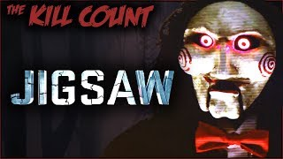 Jigsaw (2017) KILL COUNT