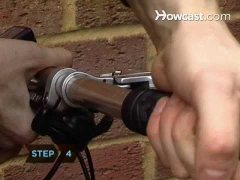 How to Remove Bike Handlebar Grips