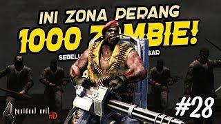 Download Lagu Masuk ZONA PERANG 1000 ZOMBIE Sebelum Melawan BOSS TERAKHIR! - Resident Evil 4 HD #28 Gratis STAFABAND