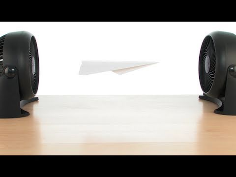 Hovering Plane - Sick Science! #027