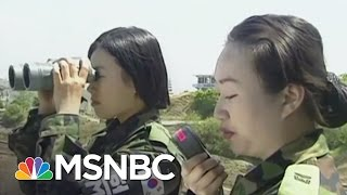 North & South Korea Ready For Conflict