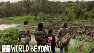 The Walking Dead: World Beyond Season 1 Teaser: Future