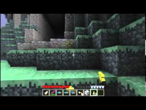 Aether + Portal Gun Minecraft Mod Fun