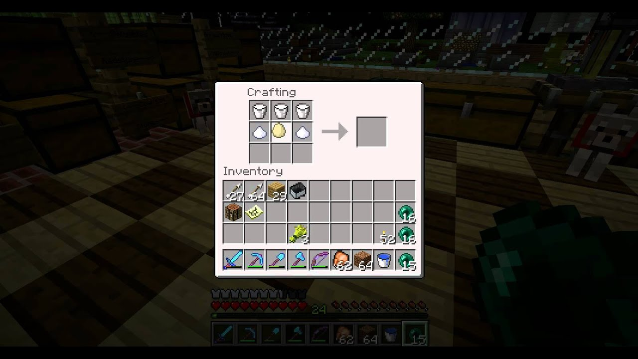 How To Make A Book Minecraft Pe : How to make a book in minecraft pc
