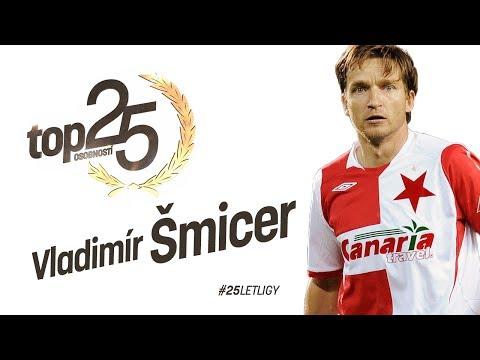 TOP 25 osobností: Vladimír Šmicer