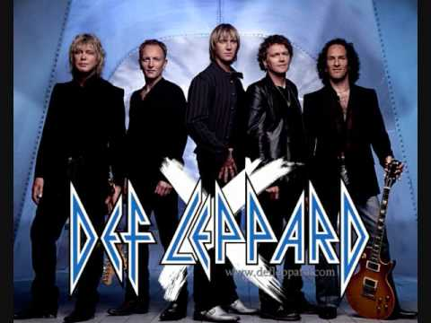 Def Leppard - Dont Shoot Shot Gun