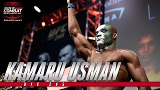 UFC 245: Kamaru Usman ready to unload his dislike all over Colby Covington | State of Combat